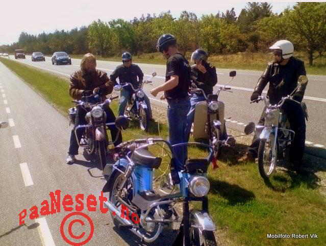 mopeder i norge