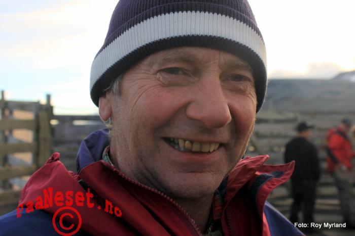 29 Pål Grev Styreformann Vågå Tamreinlag Foto Roy Myrland