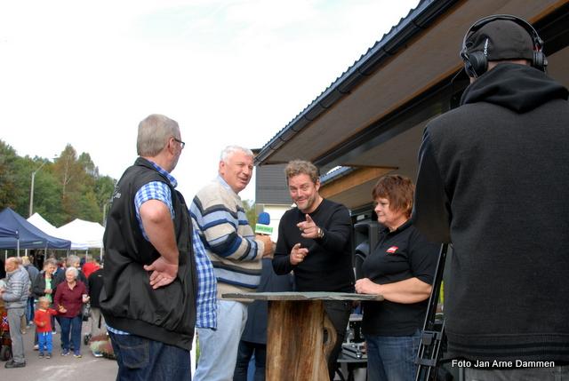 Vidar Freslo Bjørn Erik Brandsæter Helgeland Wenche Bye Roy myrland LAngsveien.no LAngsveien.no Steinsholt LArdal Direktesending