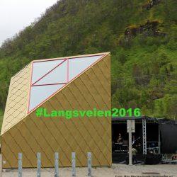 Inge Bremnes 2016 gulldassen gull-dassen nasjonal turistvei senja Berg kommune, Ersfjordstranda #Langsveien2016 Foto Roy Myrland langsveien.no