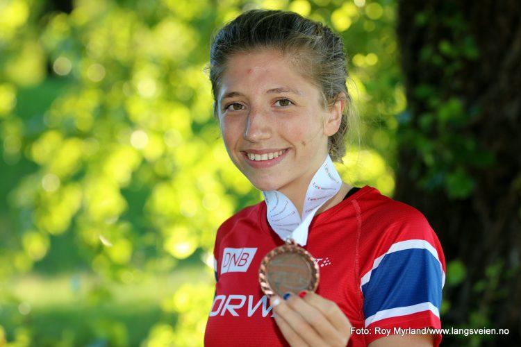 Josefine Tomine Eriksen friidrett