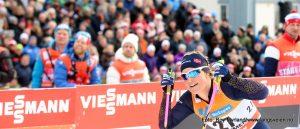 Mari Eide Team Telemark Øystre Slidre il Drammen skisprint