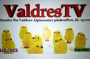 ValdresTV påsketv valdres avisa valdres Langsveien.no Roy Myrland Ivar Brynildsen