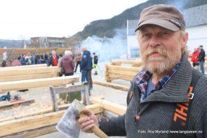 HEnning Olstad laftekurs foto roy myrland