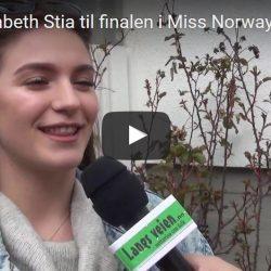 Nicole Elisabeth Stia Finalist miss norway