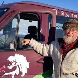 Torgeir Svalesen Bygdin fjellhotell fjellrittet foto roy myrland