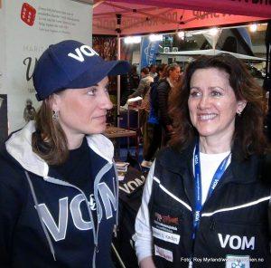 MArit Beate KAsin, Carmen G. KAdim, Vom , Team Vinterdans, Nordisk hunemassasjeskole, Foto roy myrland