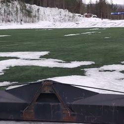 Blåbærmyra stadion fagernes
