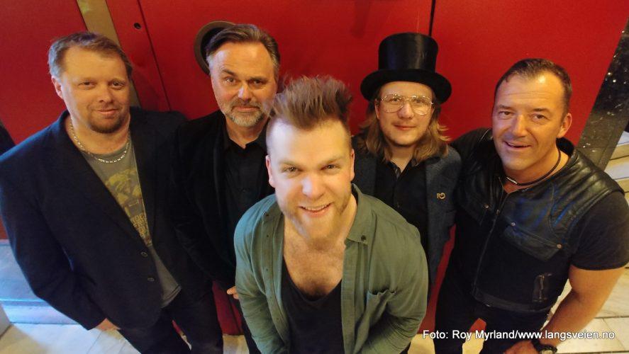 STAUT i Oslo Konserthus 5. mai. De kommer med ny sang 18.!