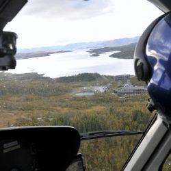 12 helikopter er i beredskap i Sør-Norge Foto Jan Arne Dammen