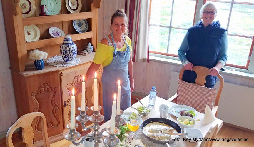 Tyinholmen foto roy myrland http://www.tyinholmen.no/ Turid Berge