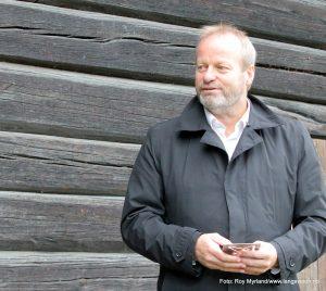 IVar Odnes Senterpartiet Noraker gård foto roy myrland