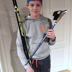 Tobias Gigstad Bergene kvalfoss-sprinten skiskyttere