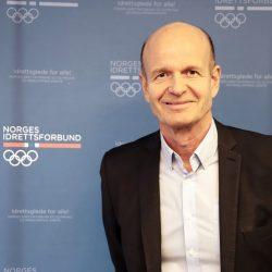 Sven Mollekleiv er innstilt som president i Norges idrettsforbund og olympiske og paralympiske komité. Foto: Geir Owe Fredheim / Idrettsforbundet
