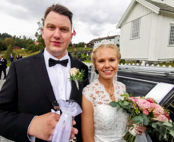 Bryllupsfest i Tuddal. #toveogandre