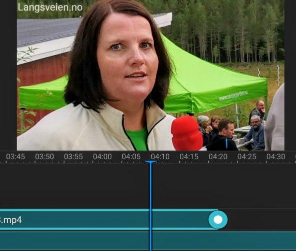 Kommunevalget #3. Linda fra Etnedalen