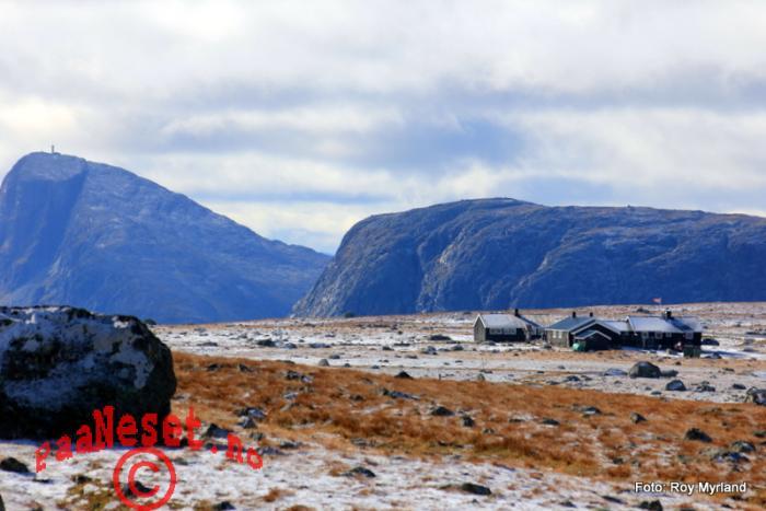 1 Bitihorn Valdresflye Snø Foto Roy Myrland