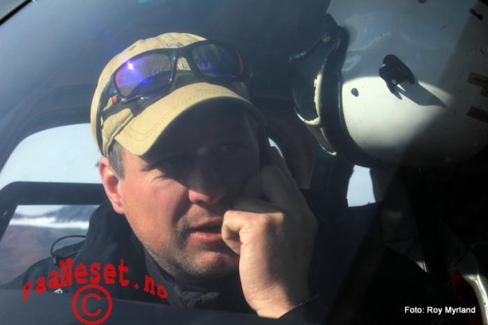 11 Pilot Olav Gustav Rostad Ariflight Heli-gjeter Foto roy Myrland