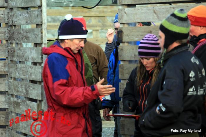 Delegering Tamreinlag Valdres Valdresflye Vågå Tamrein Reinsanking Foto Roy Myrland