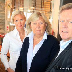 Kari Sterud, Turid Bergene, Terje Steinsrud Beitostølen Resort Hotell Foto Roy Myrland