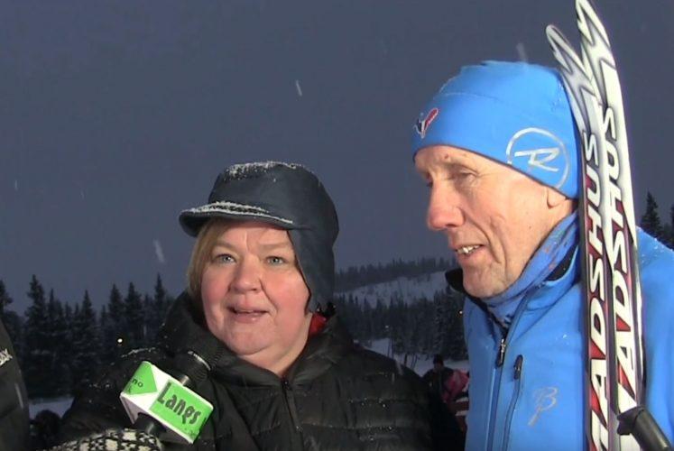 Rigmor Orderdalen Tveit og Ola Kjørli Skrautvål Il Foto Martin M. Skrautvol.