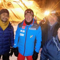 skifolk Norge NÅ NRK Noman Mubashir, Tore Øvregård, Oliver Gustavsen, Runar Bekkeseth, Breimyrbakkene, Botne, Vestfold ski foto roy myrland nettavisa www.langsveien.no langsveien.no