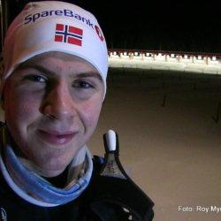 Anders Alm Eng, Skrautvål IL( Team Valdres ski. Foto roy Myrland