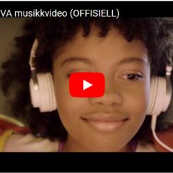 "Videoen til jubileumslåta ""Løva"" på Youtube i dag!"