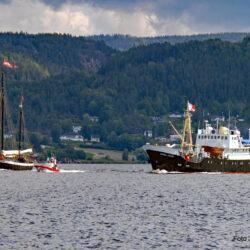 Lostjenesten med 300-årssseilas - besøker 35 havner